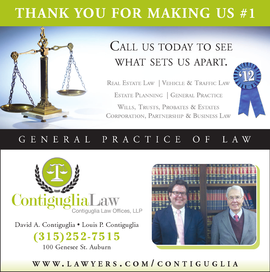 Legal Services | Auburn, NY
